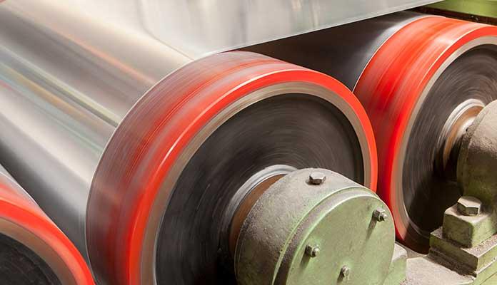 Aluminum Tension Levelling - UCIN Aluminio