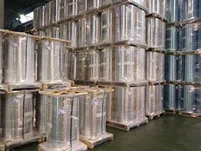 Fabricación de Calorifugado y Bobinas de Aluminio - UCIN Aluminio