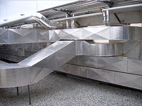 Conductos de aluminio – Aplicaciones Industriales de Calorifugado y Bobinas de Aluminio
