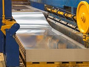 Fabricación de Chapas de Aluminio