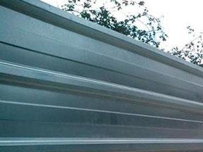 Valla de aluminio – Aplicaciones Industriales de Flejes de Aluminio UCIN